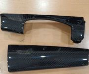 Dash trims in Carbon Fibre for 3rd gen MINI